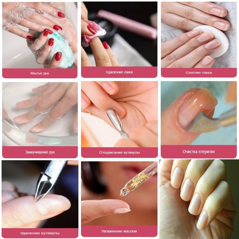 Как научиться наращивать ногти гелем 4